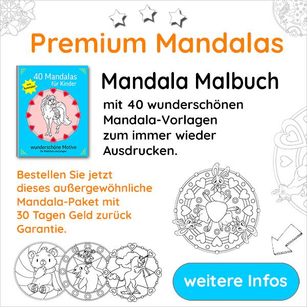 mandalas für kinder  affiliate